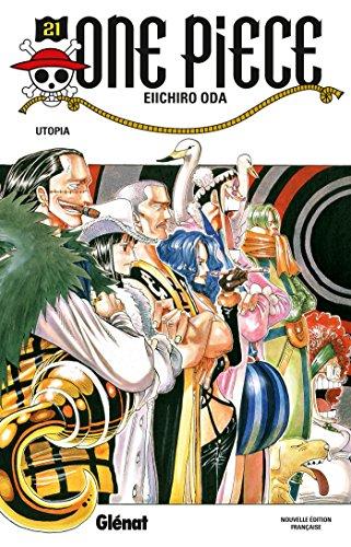 One Piece - Edition Originale Vol.21 Utupia French Edition