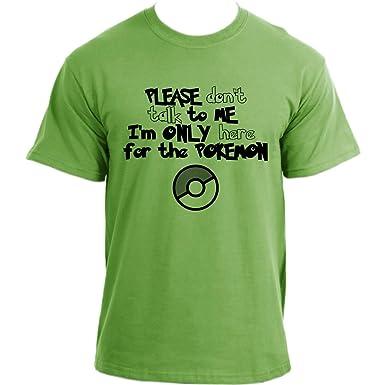 9a7f421d PLEASE dont't talk to ME I'm ONLY here for the POKEMON T-Shirt ...