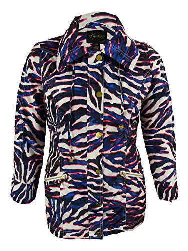 Zebra Print Jacket - 6