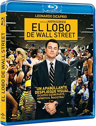 El Lobo De Wall Street (Blu-Ray) (Import Movie) (European Format - Zone B2) (2014) Leonardo Dicaprio; Jonah Hi