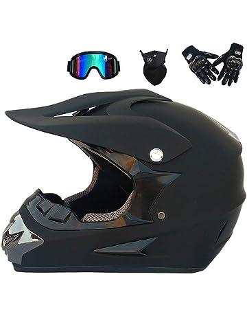 21cd8dd1 Motocross Helmet Beach Racing Helmet Mountain Bike All-Around Helmet Adult  Men And Women (