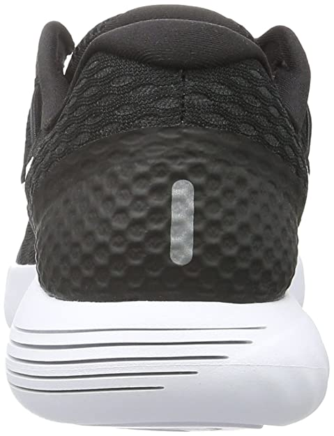 100% authentic 726a9 49d94 Nike Womens Lunarglide Black / White - Anthracite