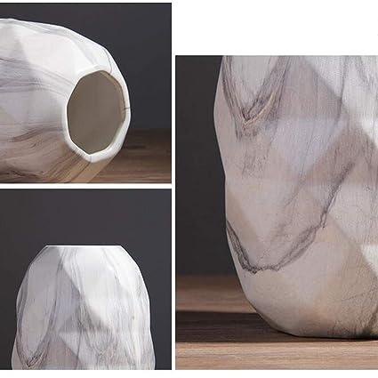 Amazon.com: Vase Pattern Ceramic Decoration Nordic Lamp ...