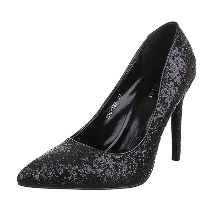 Damen Schuhe 200-137 Pumps High Heels