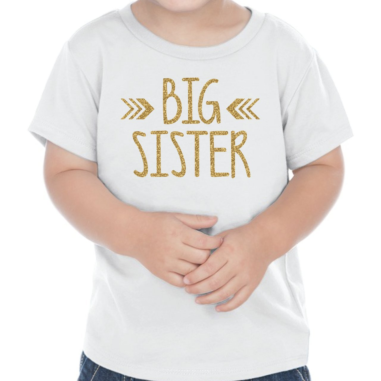 Big Sister Outfit Bump and Beyond Designs Big Sister Shirt