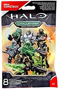 Halo Micro Action Figures Challenger Series Mystery Blind Figure