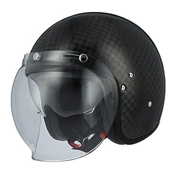 Astone Helmets Casco Moto Jet Vintage 12 K ad-vint-ca12l