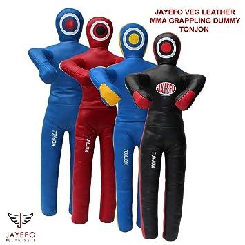 Amazon.com: Jayefo TONJON PRO MMA BJJ - Manta de piel ...