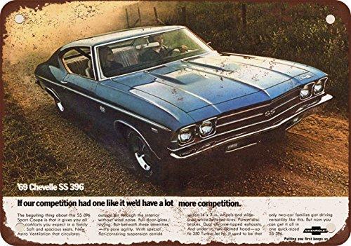 1969 Chevelle (7
