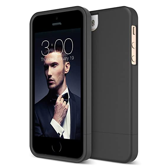 amazon com iphone 5s case, maxboost [vibrance series] for apple