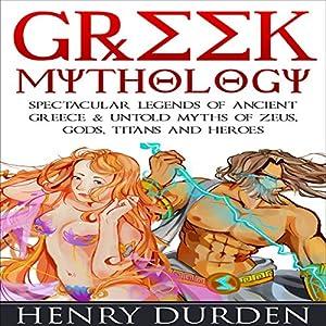 Greek Mythology Audiobook