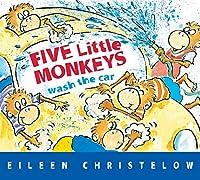 Five Little Monkeys Wash The