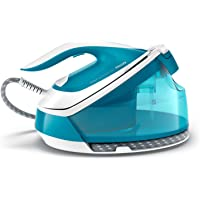 Philips PerfectCare Compact Plus Steam Generator Iron with 1.5L Detachable Water Tank, OptimalTEMP Technology, up to…