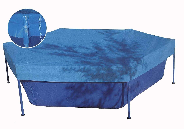 TOI - Cubierta tubular para piscinas tipo basic - 230: Amazon.es ...