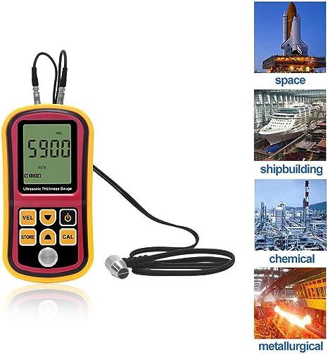 LCD digitale Automotive Rivestimento Ultrasonico Vernice di ferro Spessimetro LQ