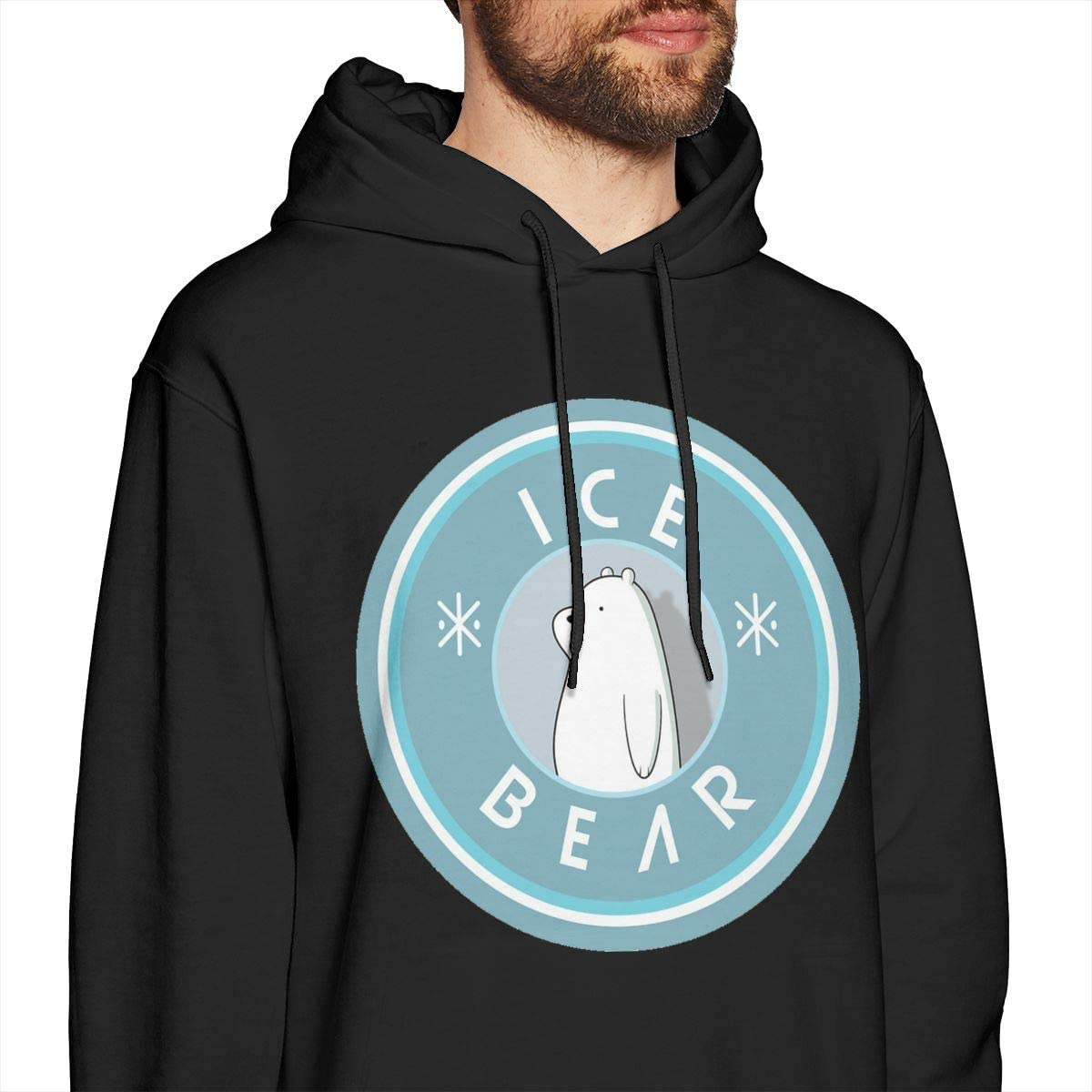 Lemonationob We Bare Bears Classic Mens Hoodie Without Pocket