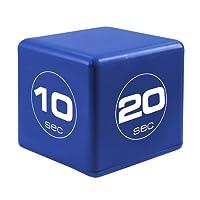 Miracle Cube Minuteur, Fit Timecube, 10, 20, 30, 60secondes pour Hiit Routines
