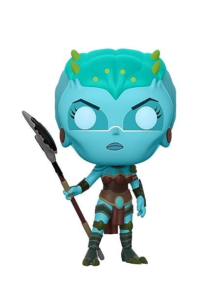 7086c7562af Amazon.com: Funko Pop! Animation: Rick & Morty - Kiara Toy, Multicolor:  Toys & Games