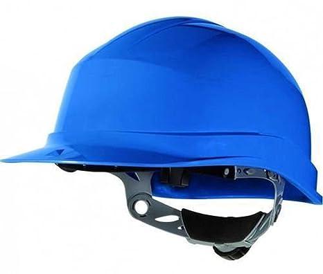 Delta Plus seguridad duro sombrero casco de construcción edificio Workwear EPI - circonita: Amazon.es: Ropa y accesorios