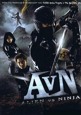 Amazon.com: Aliens vs Ninja: Unkown, Seiji Chiba: Cine y TV