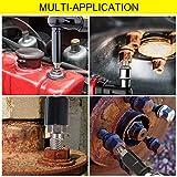 Topec 10-Piece Screw Extractor Set, Hex Head