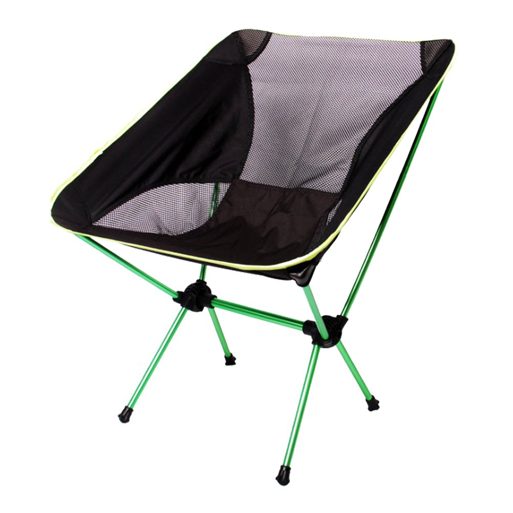 Zhhlinyuan Portable Camping Chair KR-OF5S01103B Folding chair Geeignet For Fishing