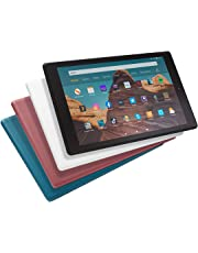 "All-new Fire HD 10 Tablet | 10.1"" 1080p Full HD display, 32 GB, Black with Special Offers"