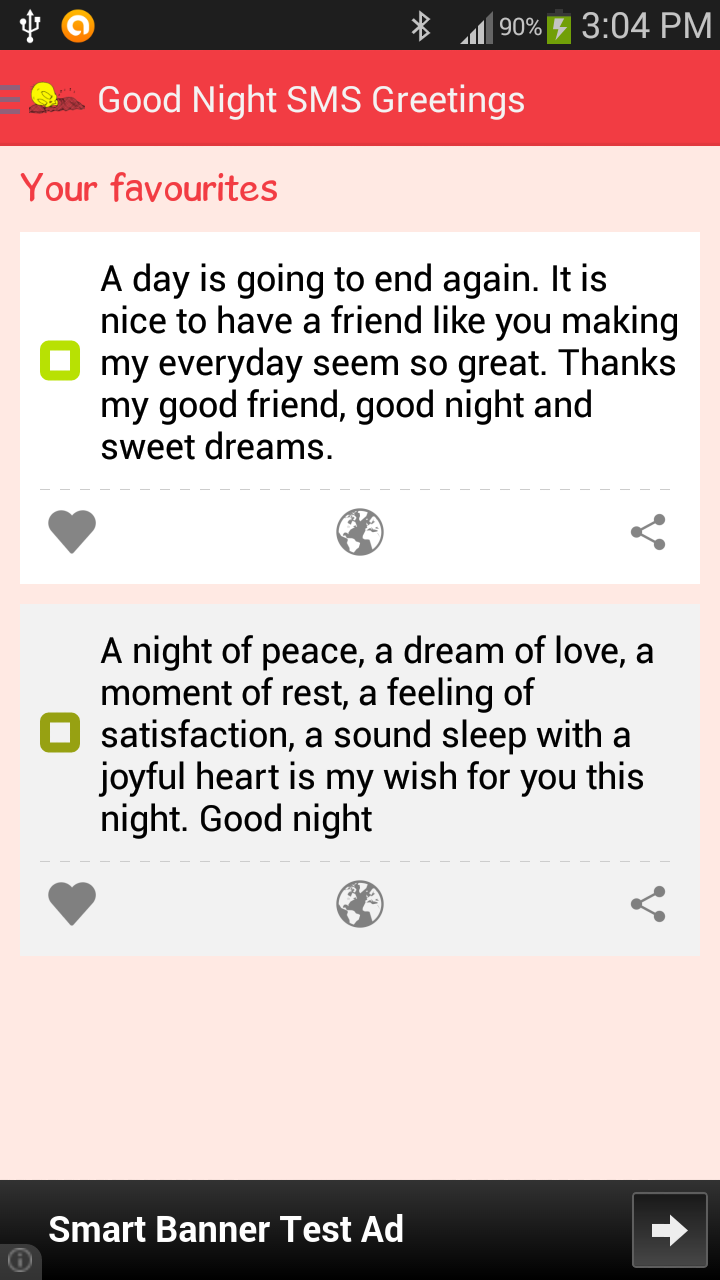 Amazon Good Night Wishes Greetings And Sms Appstore For Android