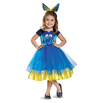Disguise Dory Toddler Tutu