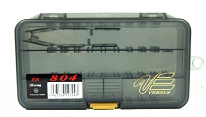 メイホウ(MEIHO)バーサスSFC804スモークブラックワーム/M804の画像