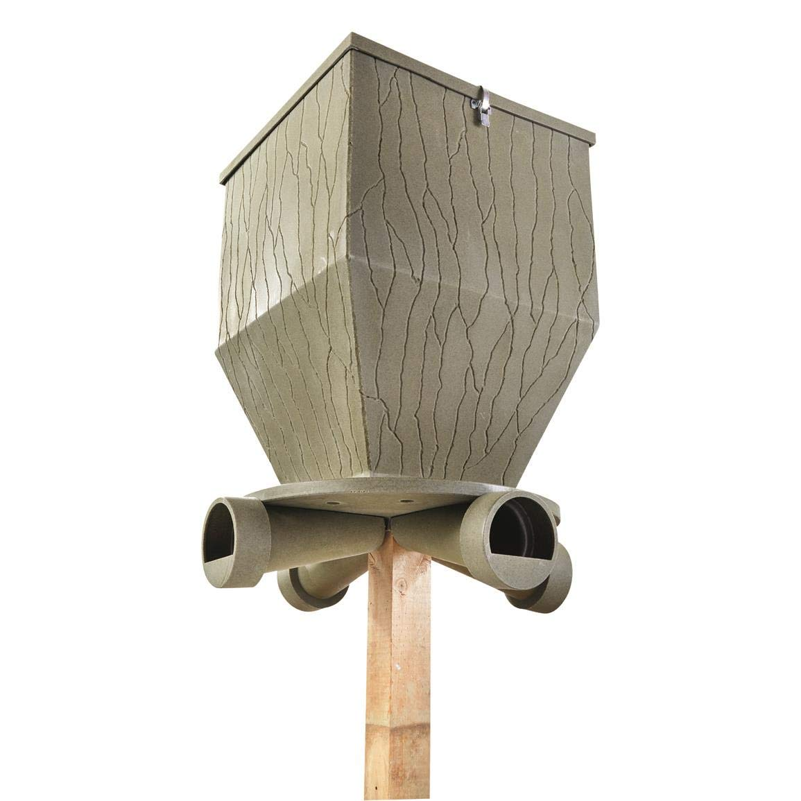Banks Outdoors Feed Bank Gravity Feeder, 300 lb. Capacity by Banks Outdoors