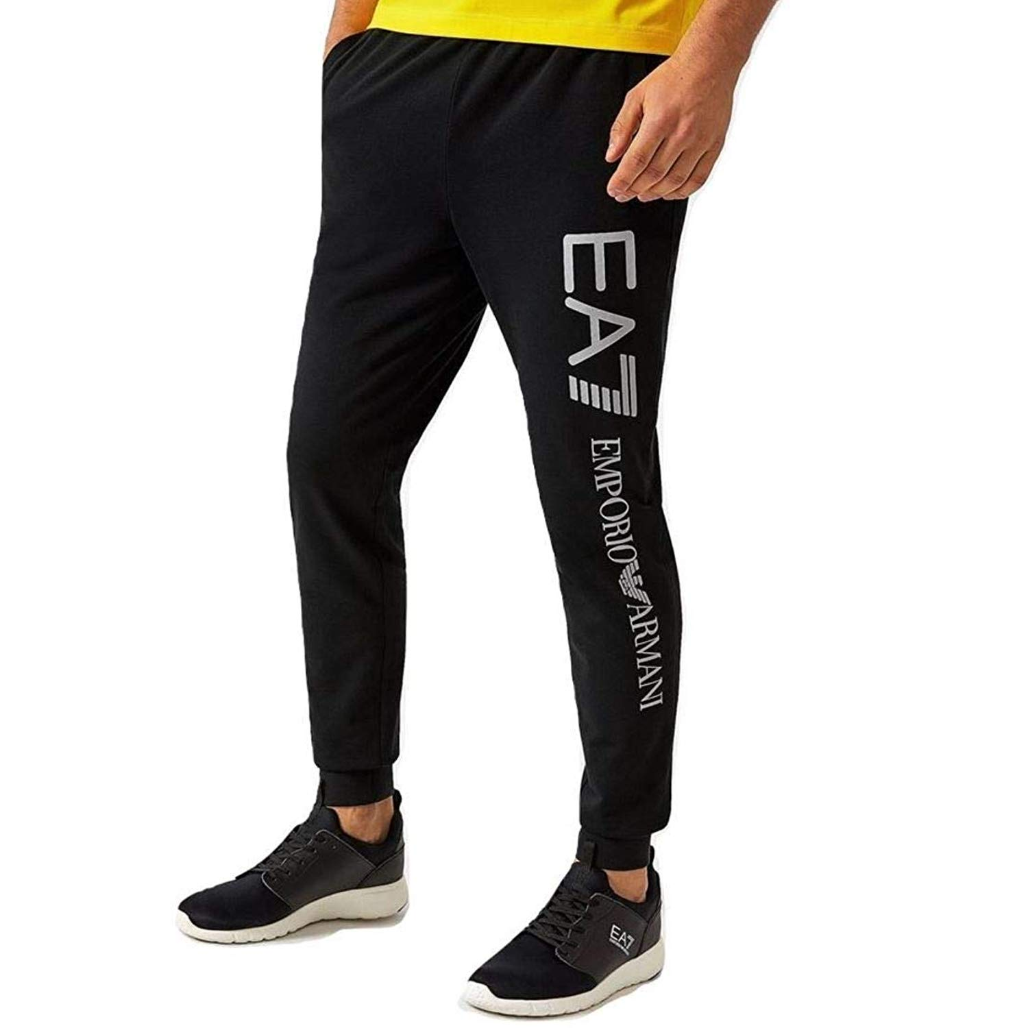 limited style ever popular wholesale online Emporio Armani EA7 Train Tritonal M Pants CH BR Joggers ...