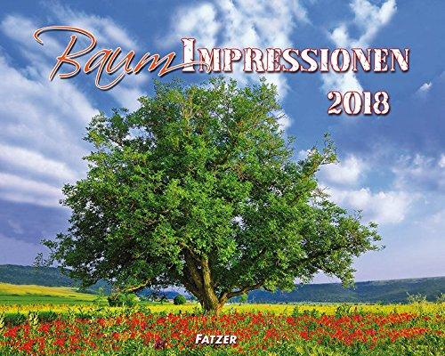 Baum-Impressionen 2012: Fotokunstkalender zum Thema Bäume