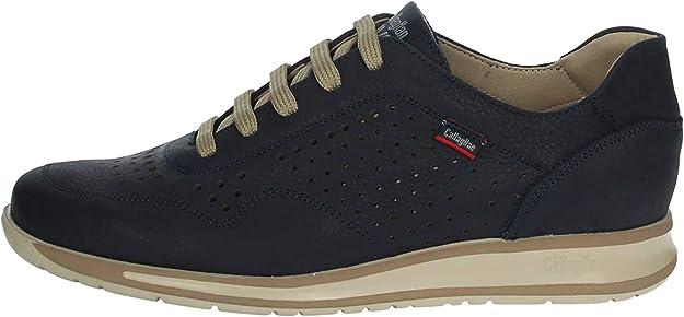 TALLA 43 EU. Callaghan Wendigo, Zapatos de Cordones Oxford Hombre
