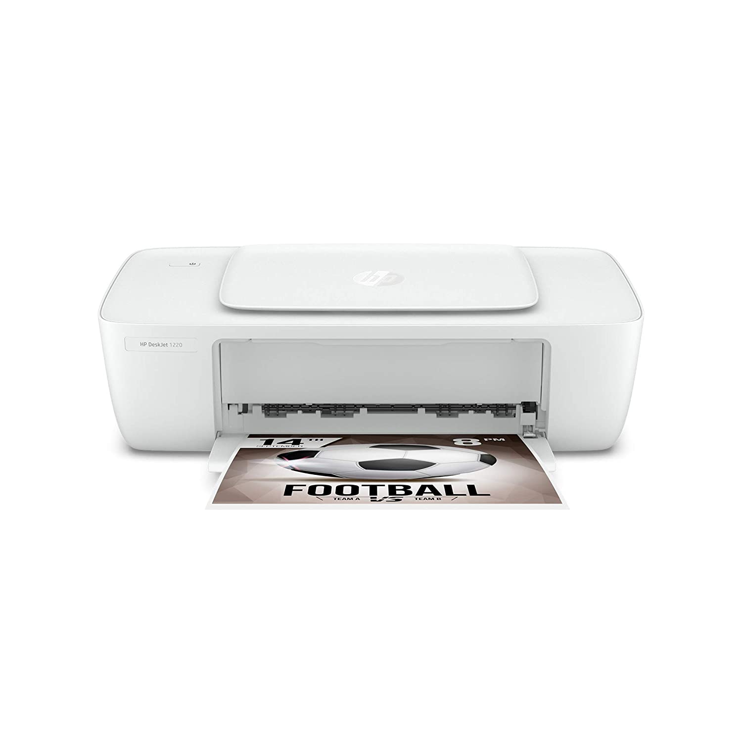 HP DeskJet 1212 Single Function Inkjet Colour Printer