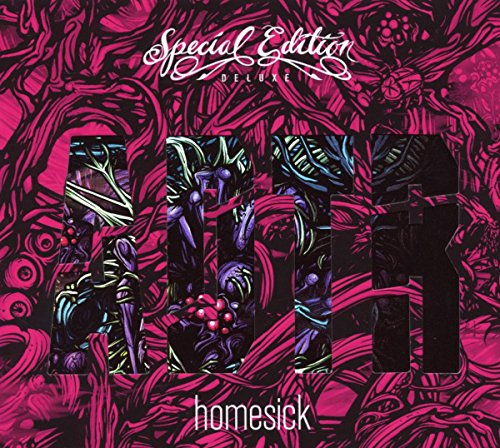 CD : A Day to Remember - Homesick [Reissue] [Bonus Tracks] [Bonus DVD] [Deluxe Edition] (Bonus Tracks, Bonus DVD, Deluxe Edition, Reissue, 2 Disc)