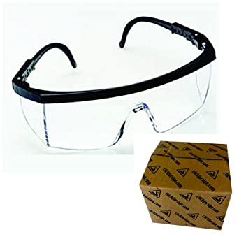 b3af8c4a8 3M 1710 IN Protective Safety Spectacles