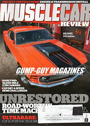 (Muscle Car Review July 2015 Magazine RARE FIND: 10,000 MILE Z/28 CAMARO Project Chevelle SS396 Engine & Transmission Install)