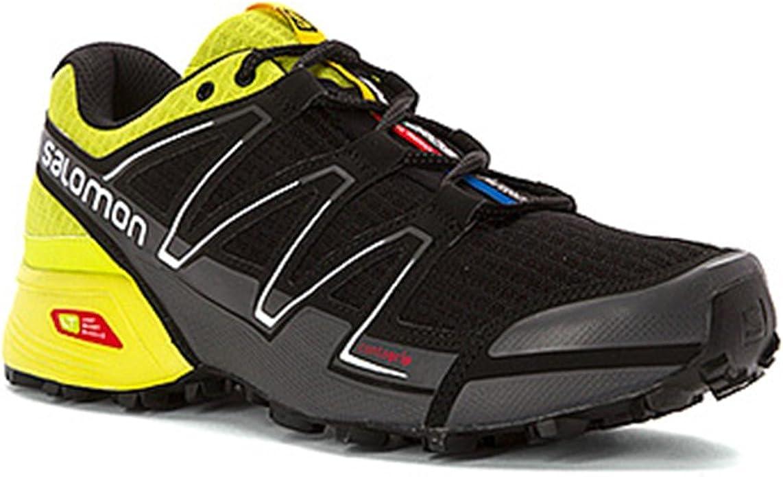 Salomon, zapatillas de correr para hombre Speedcross, color, talla 45 1/3 EU: Amazon.es: Zapatos y complementos