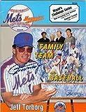 Jeff Torborg autographed program scorecard (New York Mets) 1992 Shea Stadium