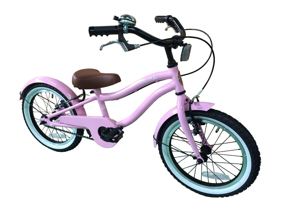 LeiAloha ~ レイアロハ 16インチ 高級品 PK 完成品 年中無休 今なら自転車カバープレゼント B072NZG4LV オリジナルブランド限定モデル +