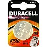 """DURACELL Blister de 1 Pile bouton lithium """"Electronics"""" CR 2430 3 volt"""