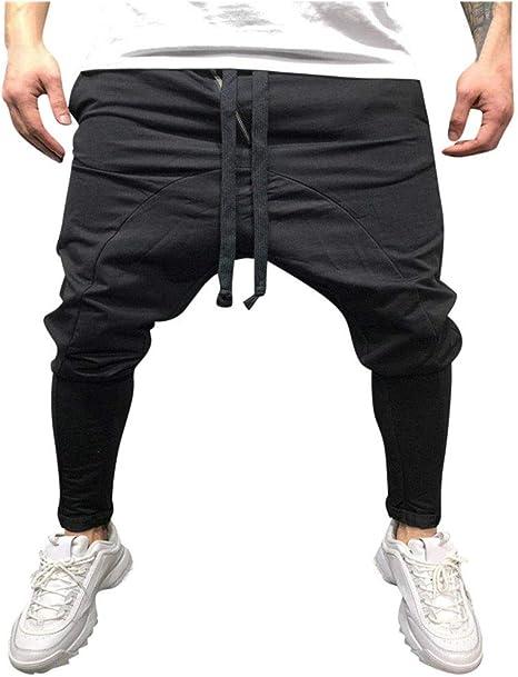 Pantalones De Hombre Pantalones Gym Hombre Pantalones ...