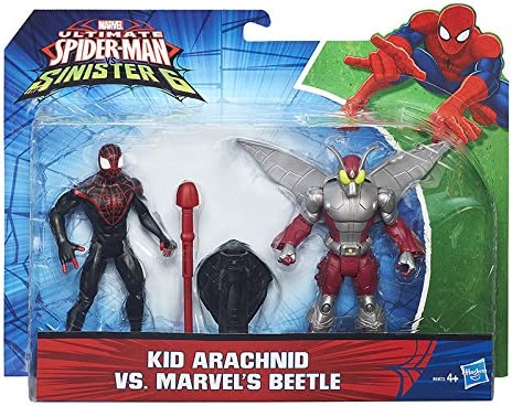 Personaggi Sinister 6 battle pack. Spiderman. B5761EU4 , Modelos ...