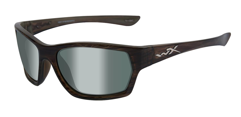 Wiley X WX Moxy SSMOX04 - Gafas de sol (talla M-L), diseño de rayas, color verde oscuro: Amazon.es: Deportes y aire libre