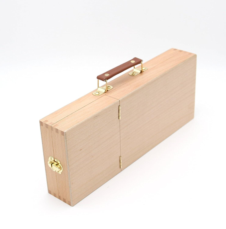 Pinceau Support Pinceau Box Support avec Pinceau Pinceau Ustensiles Coffret /à pour Artistes