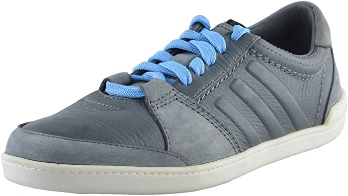 adidas SLVR Women's Gray Suede Leather