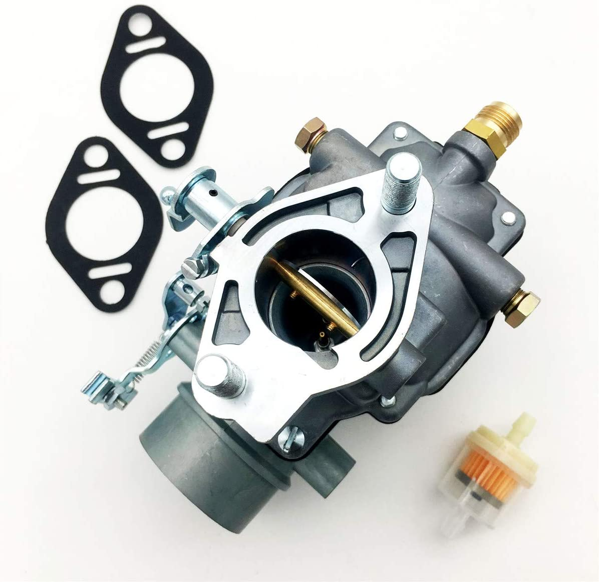 NEW Carburetor Replacement for Ford//New Holland R6863 R7893 R7896 R8553 13916 C5NE9510C C5NN9510M C7NN9510C 1103-0004