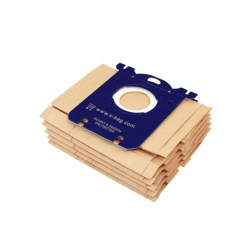 Electrolux E200 S-Bag - Sacchetti per aspirapolvere, confezione da 5 pezzi DST9000844812