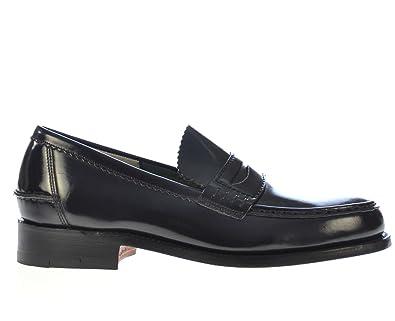 Barker Mocasines Hombre Fondo Cuero Caruso.116636 Caruso Mocasín: Amazon.es: Zapatos y complementos